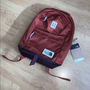 NWT The North Face Daypack Backpack